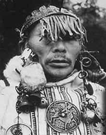 Леня Костеркин - последний шаман Таймыра, потомок могущественного шаманского рода Нгамтусу-о.