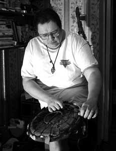 Олег Крашевский пережил две клинические смерти, что, как он считает, сделало его настоящим шаманом.